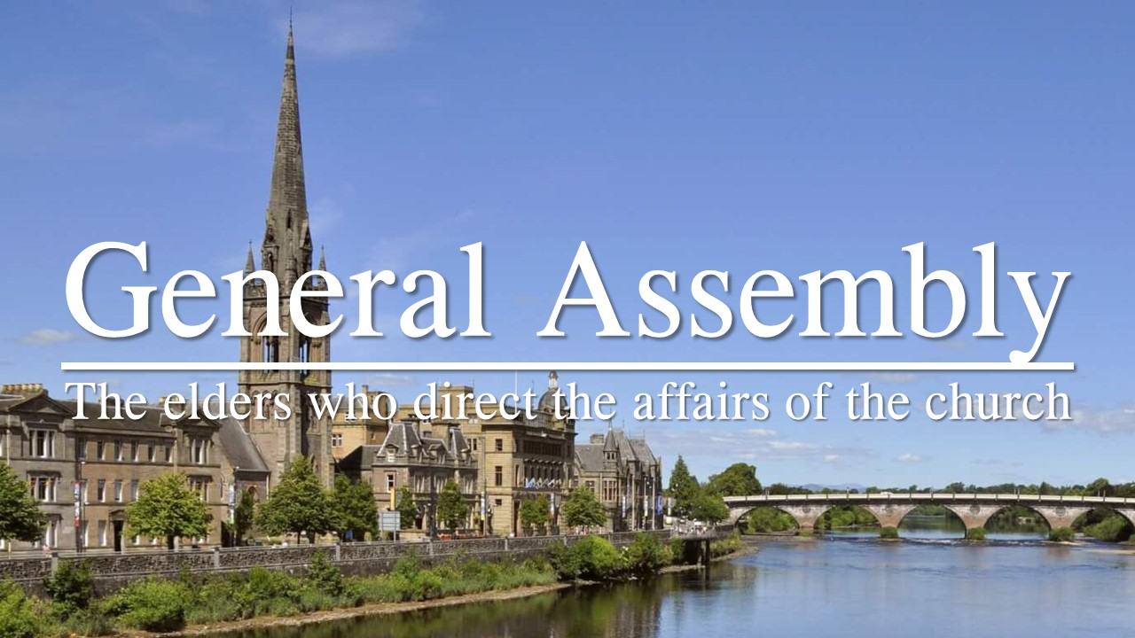 General Assembly Friday update